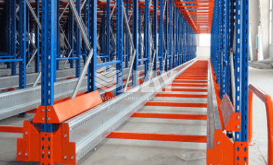 deep lane storage system