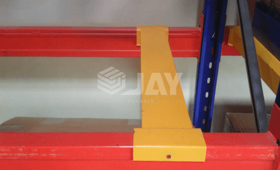 Warehouse Safety Products Column Guard Amp Wiremesh