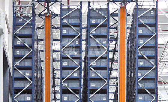High Bay Shelving for ASRS